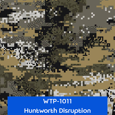 huntworth disruption hydrograpihcs