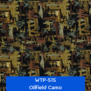 oilfield camouflage hydro dipping
