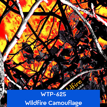 wildfire camouflage hydro dipping