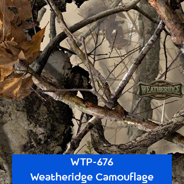 weatheridge camouflage
