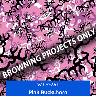 pink buckthorn camouflage
