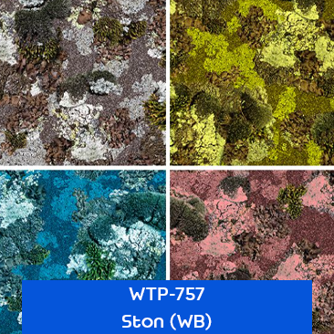 ston wb camouflage hydro dipping patterns