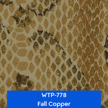 fall copper camouflage