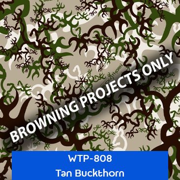 tan buckthorn hydro dipping