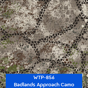 badlands approach camouflage