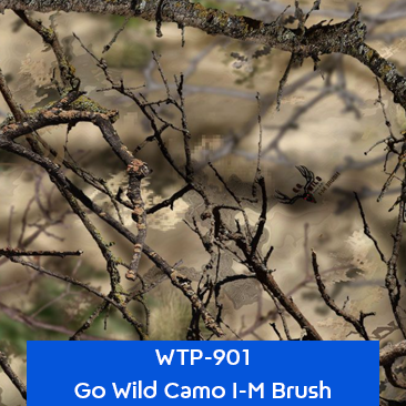 go wild camo im brush