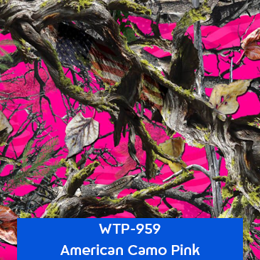 american camo pink
