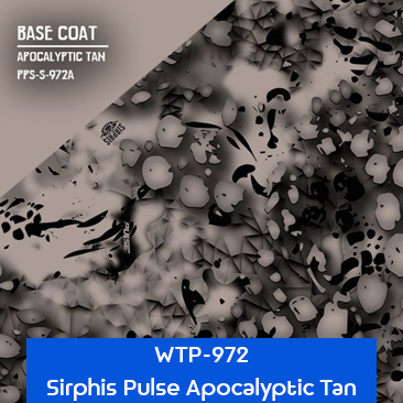 sirphis pulse apocalyptic tan camouflage