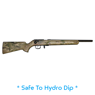 camo weapon stock safe to hydro dip hunting equipment