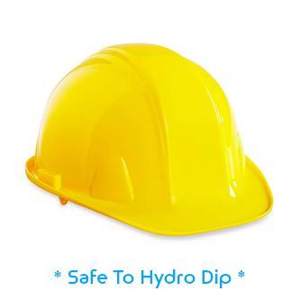 hard hat for hydro dipping
