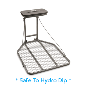 tree stand safe to hydro dip hunting equipment
