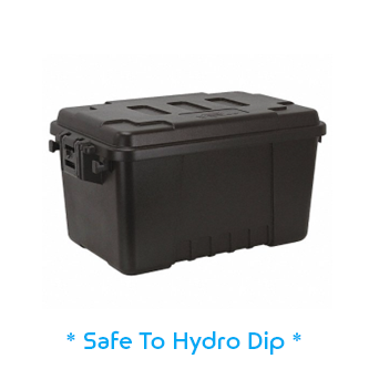 weapons box safe to hydro dip hunting equipment