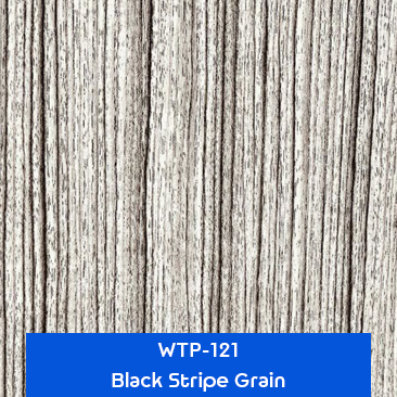 black stripe grain wood hydrographics