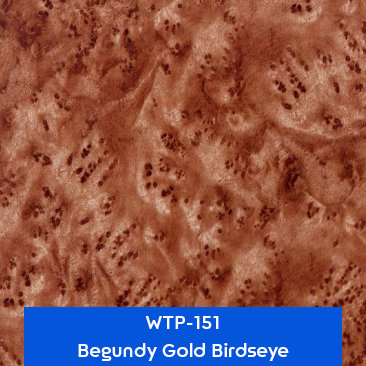 begundy gold birdseye wood hydrographics