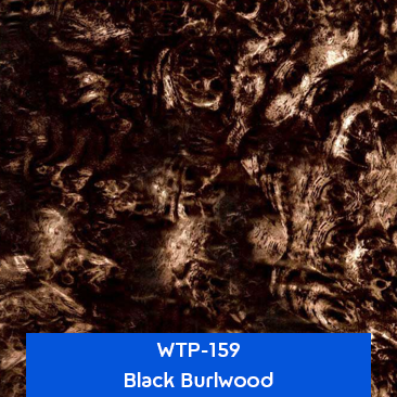 black burlwood wood hydrographics