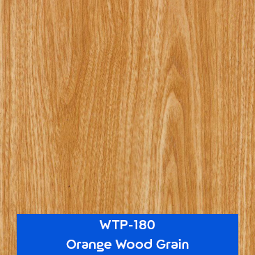orange wood grain hydro dipping pattern