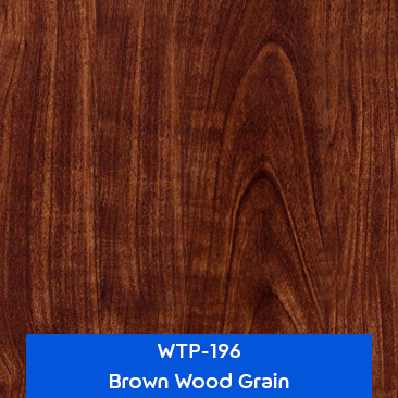 brown wood grain hydro dipping film