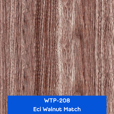 eci walnut match wood hydrographics