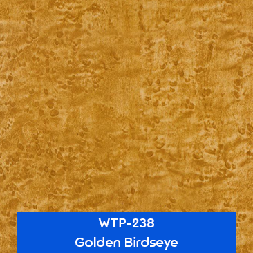 golden birdseye wood hydrographics