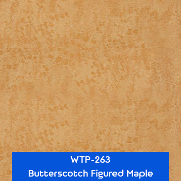 butterscotch figured maple wood hydrographics