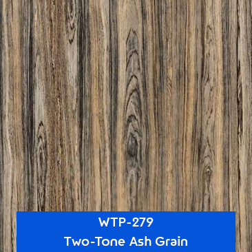 two tone ash grain wood hydrographics