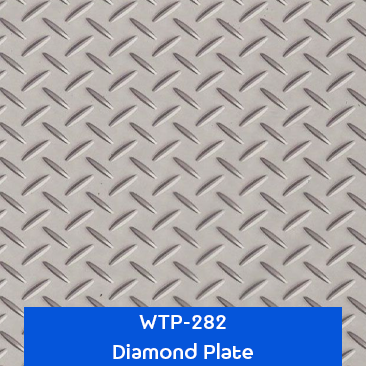 diamond plate water transfer printing metal film