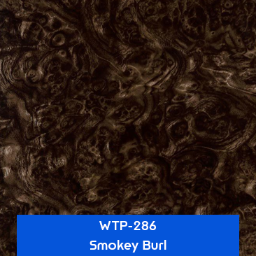 smokey burl wood hydrographics