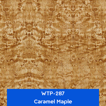 caramel maple wood hydrographics
