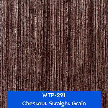 chestnut straight grain wood hydrographics