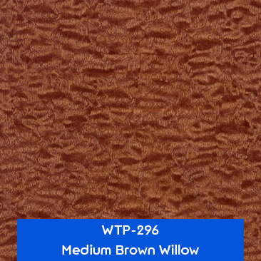 medium brown willow wood hydrographics