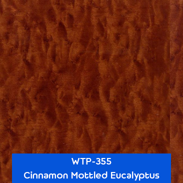 cinnamon mottle eucalyptus wood hydrographics