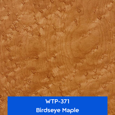 birdseye maple hydro dipping pattern