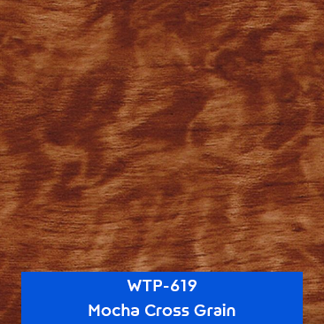 mocha cross grain wood hydrographics
