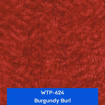 burgundy burl wood hydrographics