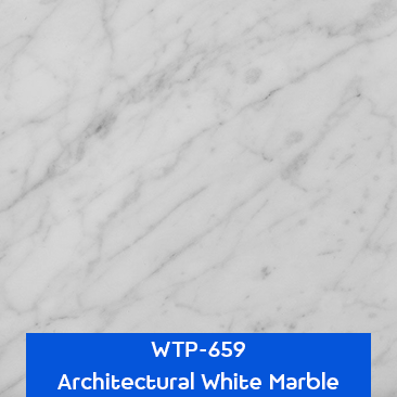 architectural white marble stone hydrographics pattern