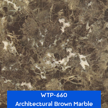 architectural brown marble stone hydrographics pattern