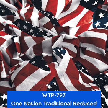 one nation traditional reduced designer hydrographics