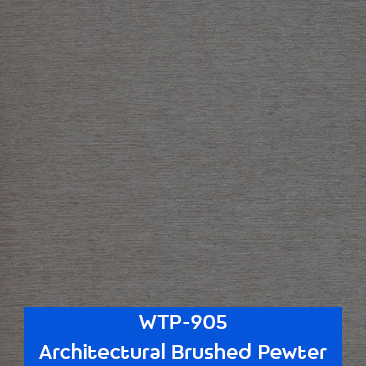 architectural brushed pewter metal hydrographics film