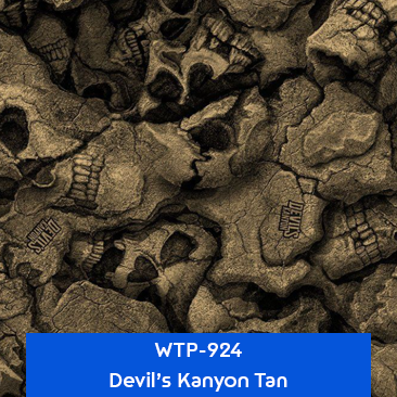 devils kanyon tan hydro dipping pattern