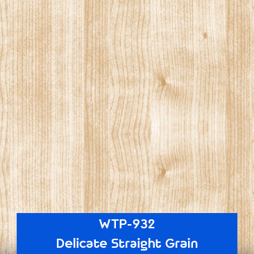delicate straight grain wood hydrographics