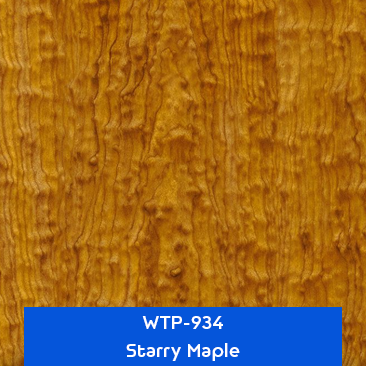 starry maple wood water transfer printing film