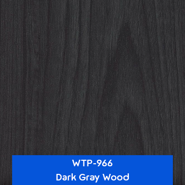 dark gray wood hydro dipping film